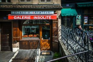 Galerie Insolite by Rikitza