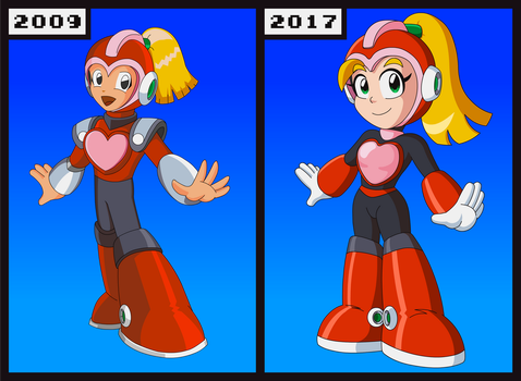 Roll Armor: Then and Now by Doctor-G