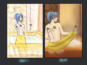 Draw This Again 2007 - 2017 - Again by Dinloss
