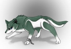 Wolf Link by MissPadfoot-88