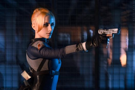 Cassie Cage - MKX by Narga-Lifestream