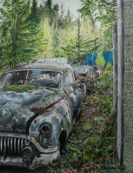 Along The Fence by nethompson