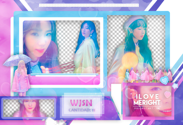+ WJSN | PACK PNG | 210 by iLovemeright