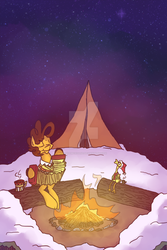 Songs of Hearths Warming's Past by CinnamonSand