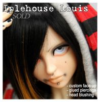 IpleHouse Louis Face-up by brittmiscast