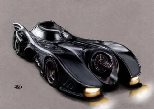 Juan Galeote Batmovil  by Club-Batman