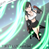 Tifa Lockhart by fkim90