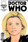 The 13th Doctor Sketch cover by mentaldiversions