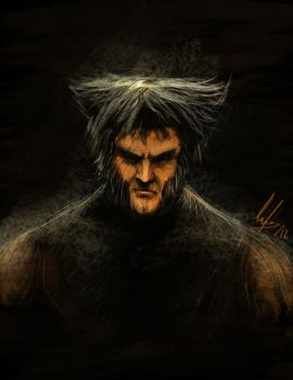 Wolverine by redtrujillo