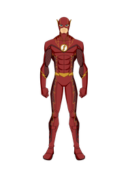 The Flash by HERO-ZERO-1000