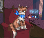 Enki - [ACCL Application Sheet] by Mythical-Luz