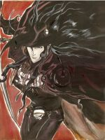 Vampire Hunter D by Simiko