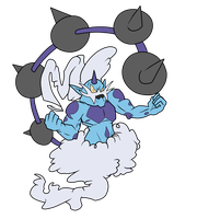 Pokemon Suggestions 6: Thundurus