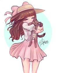 Me and Coco by DebbyArts