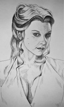 Margaery Tyrell by Goldahe