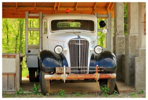 An Old Chevrolet Truck by TheMan268