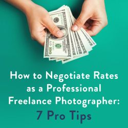 How to Negotiate Rates as a Professional Freelance by clippingpathindia