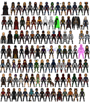 Heroes of Earth Omega (DC and Marvel Combined) by micro266