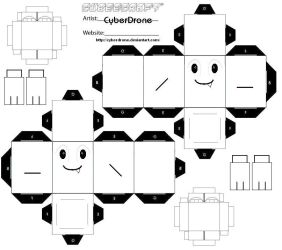 Dr Who - Baby Adipose by CyberDrone