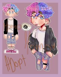 Adopt  /sold/ by MoikaUniverse