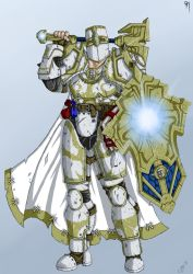 Paladin Commission by Zauberlich