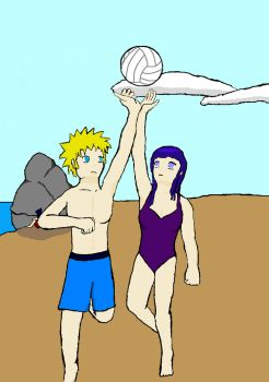 A Naruhina summer by skypeJUNIOR