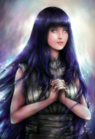 Hinata_The Last Naruto the Movie by DZIU09