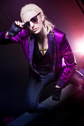 Yuri Plisetsky - Welcome To The Madness by RomaiLee