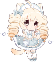 SMALL CHIB: neyokko by cutesu