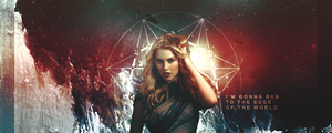 Claire Holt - The Edge Of The World by SterekImmortal