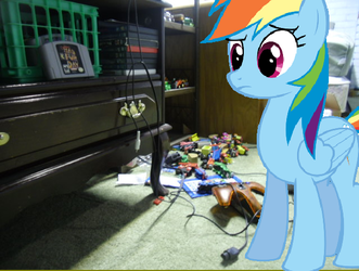 My Little Dashie: The M Rated Game Pt4 by Eli-J-Brony