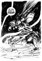 DOOM Commission 2 by JeffStokely