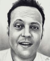 Vince Vaughn by Doctor-Pencil