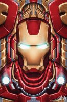 IronMan by noistromo