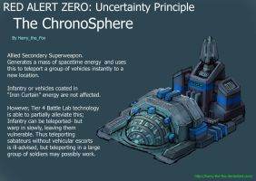 Red Alert Zero- ChronoSphere by Harry-the-Fox