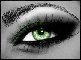 green eye 2 by qwerty5678