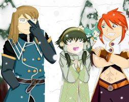 ah! I love the Keterburg snow!!! by Pink--Reptile