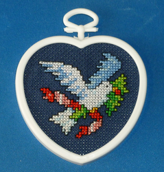 Cross Stitch Ornament 2 by TNHawke