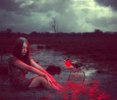 When Roses Bleed by ObscureLilium
