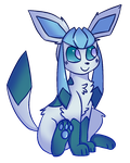 Favorite Ice Pokemon : Glaceon by Dragonqueen316AJ