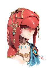 Mipha by vashperado