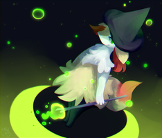 Witch Braixen