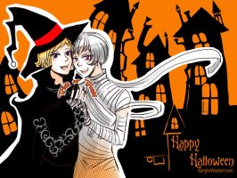 APH Trick or Treat by MaryIL