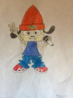 Parappa the Rappa by Deevins