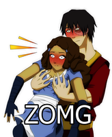 Zutara Week - Caught by happyzuko