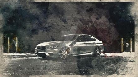 BMW m5 special edition by alexartro