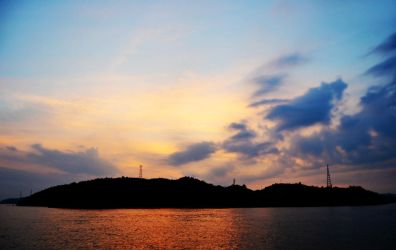 View From Naoshima by Pivsle