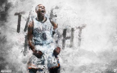 Russell Westbrook Wallpaper by IshaanMishra