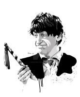 The Second Doctor Who by hansbrown-77