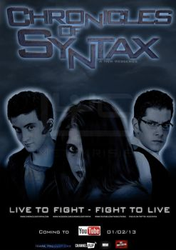 Chronicles of Syntax IMDB Poster by spiritofthebeast